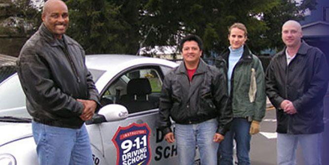 911 Driving Schools slide 1