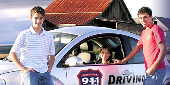 911 Driving Schools slide 2
