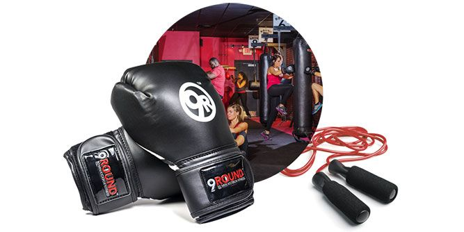9Round Kickboxing Circuit Fitness slide 5