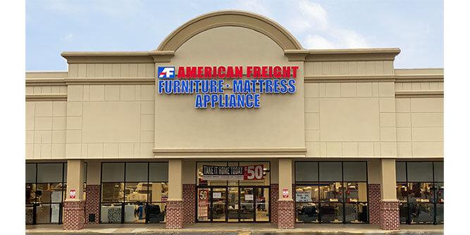 American Freight - Furniture, Mattress, Appliance slide 1