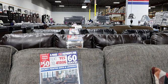 American Freight - Furniture, Mattress, Appliance slide 3