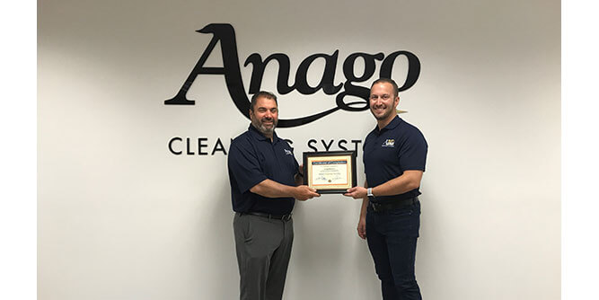 Anago Cleaning Systems - Master Franchise Opportunity slide 2