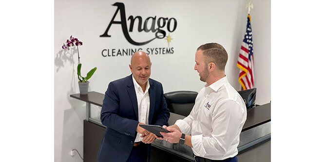 Anago Cleaning Systems - Master Franchise Opportunity slide 3