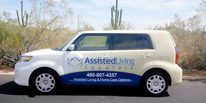 Assisted Living Locators slide 1
