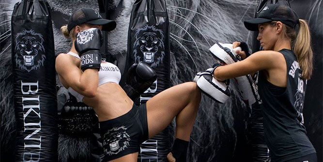 Bikini Bods Women's Kickboxing slide 10