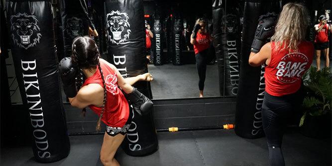 Bikini Bods Women's Kickboxing slide 9