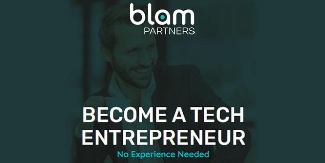 BLAM Partners - Digital Marketing slide 1