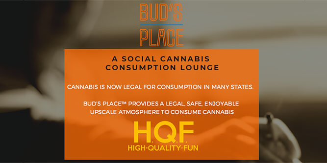 Bud's Place - Cannabis Consumption Lounges slide 3