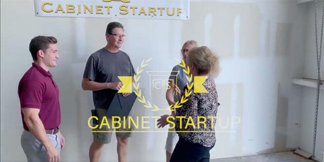 Cabinet Startup slide 9