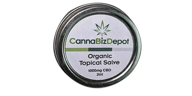 CannaBiz Depot - CBD and Hemp products slide 6