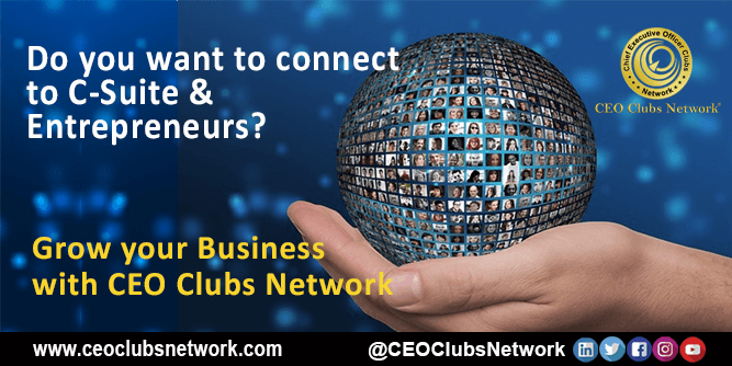 CEO Clubs Network slide 1