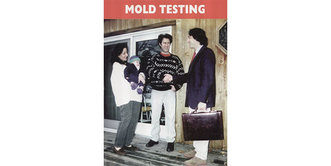 Certified Inspections - Mold Testing slide 3