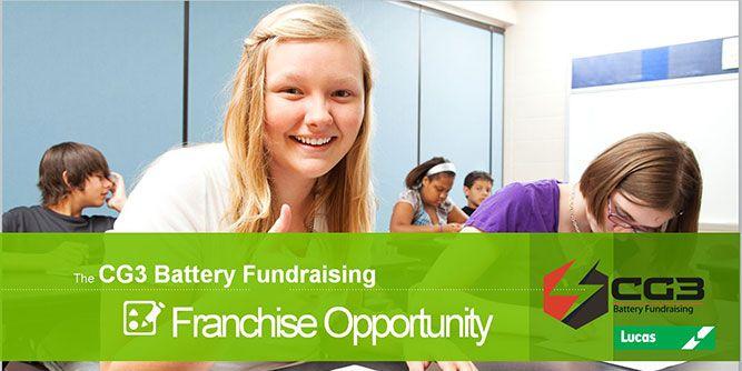 CG3 Battery Fundraising  slide 1