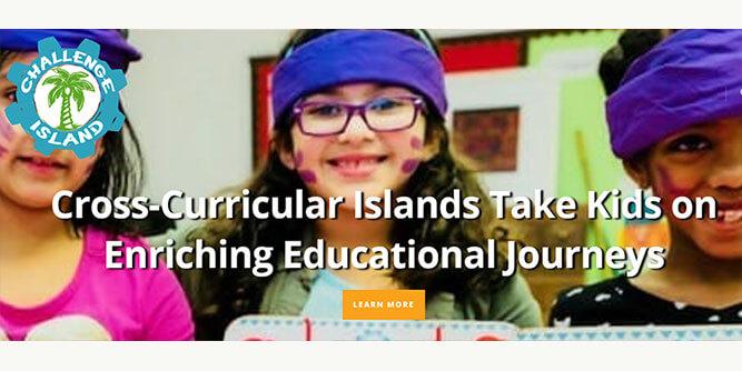 Challenge Island Programs for Kids slide 5