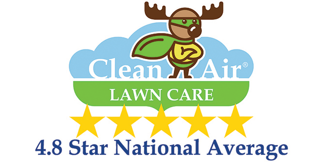 Clean Air Lawn Care slide 2