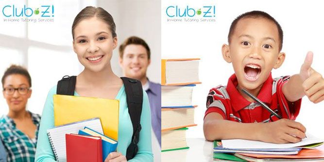 Club Z! In-Home Tutoring Services slide 2