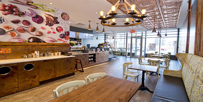 Copper Branch Restaurants slide 1