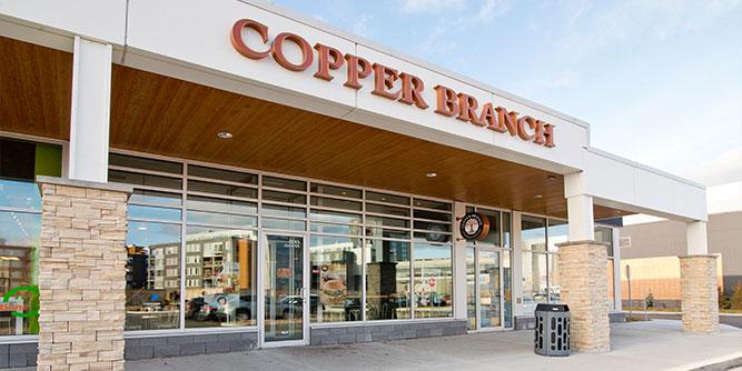 Copper Branch Restaurants slide 4