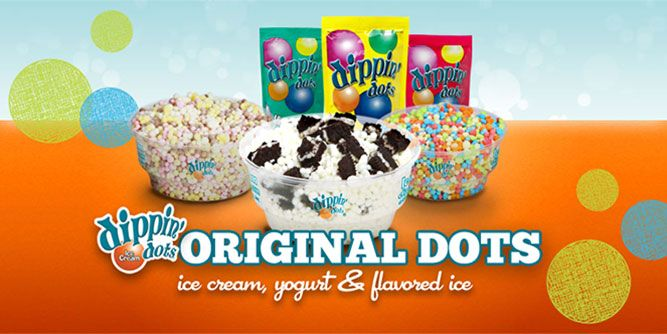 Dippin' Dots slide 1