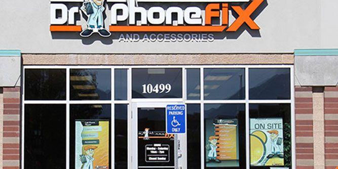 Dr. Phone Fix slide 1