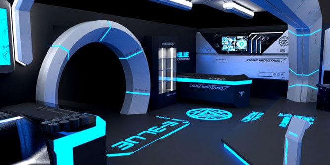 E-Blue Gaming slide 1