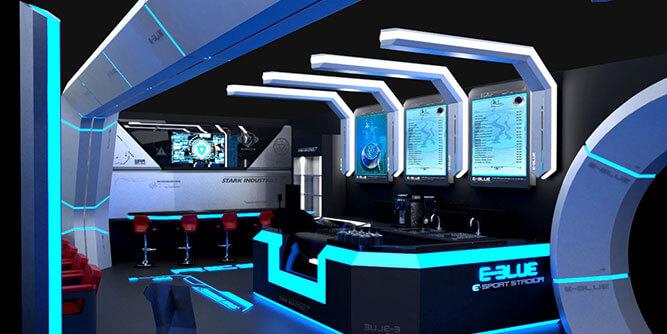 E-Blue Gaming slide 2