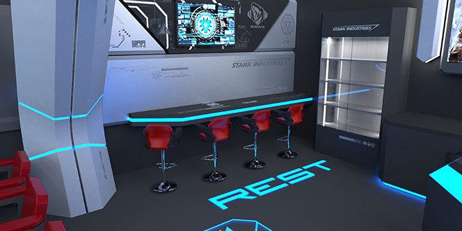 E-Blue Gaming slide 3