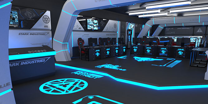 E-Blue Gaming slide 4