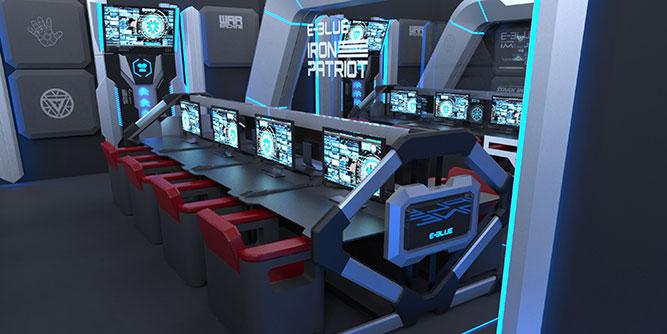 E-Blue Gaming slide 5