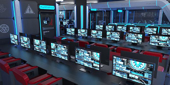 E-Blue Gaming slide 6