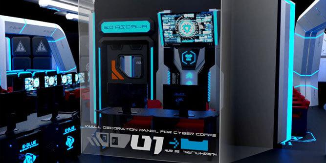 E-Blue Gaming slide 8