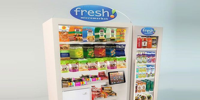Fresh Healthy Vending slide 2