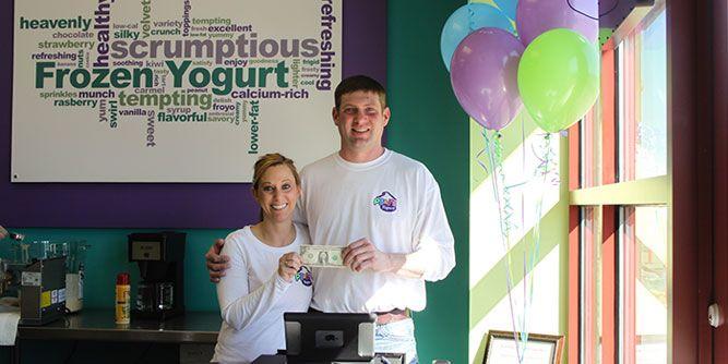 Frozen Yogurt Store Developers slide 3