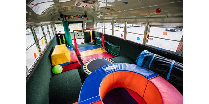 Fun Bus, Fitness FUN on Wheels slide 2
