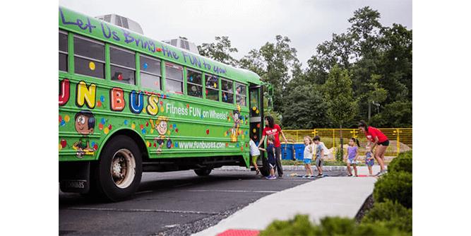 Fun Bus, Fitness FUN on Wheels slide 3