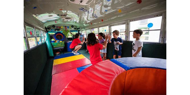 Fun Bus, Fitness FUN on Wheels slide 4