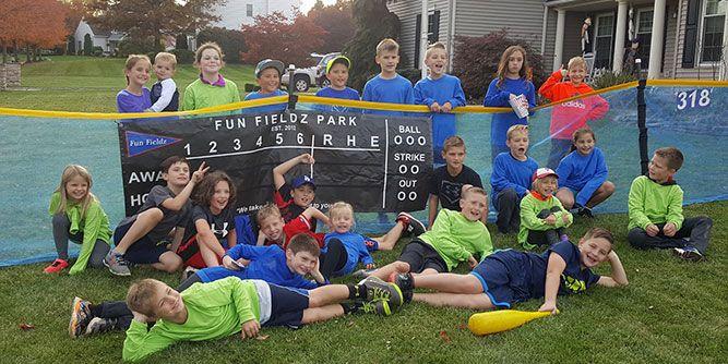 Fun Fieldz - Sports Themed Events slide 4