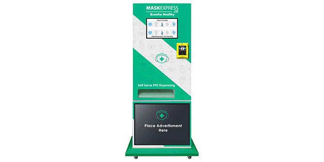 Mask Express  - PPE Vending slide 3