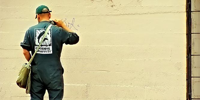 Goodbye Graffiti slide 1