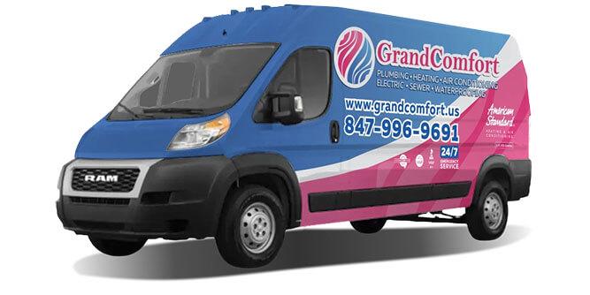 Grand Comfort Plumbing & Sewer slide 6