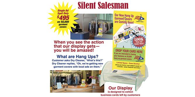 Hang Up Garment Covers slide 4