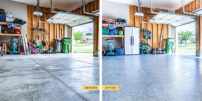 Hello Garage - Garage Makeovers slide 1