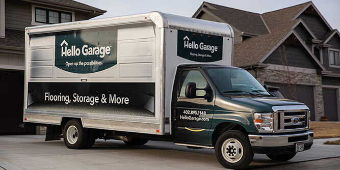 Hello Garage - Garage Makeovers slide 2