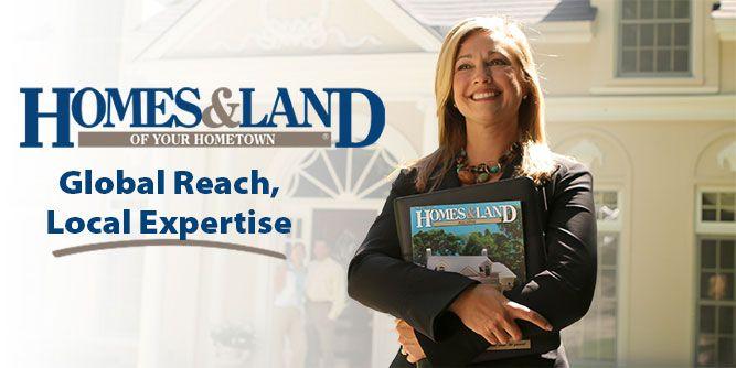 Homes & Land Magazines slide 1