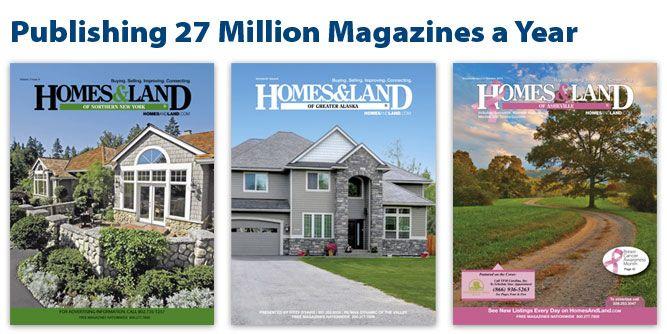 Homes & Land Magazines slide 5