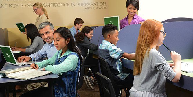 Huntington Learning Centers slide 7