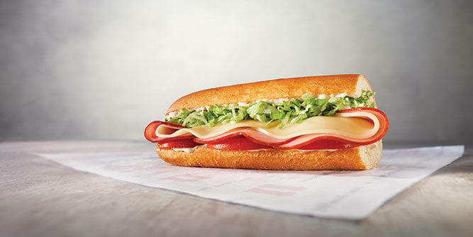 Jimmy John's Gourmet Sandwiches slide 7