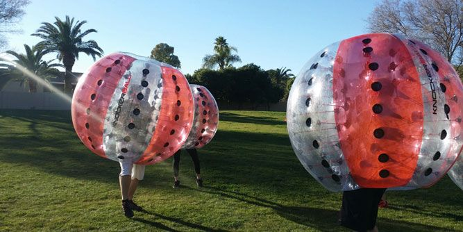 Knockerball slide 2