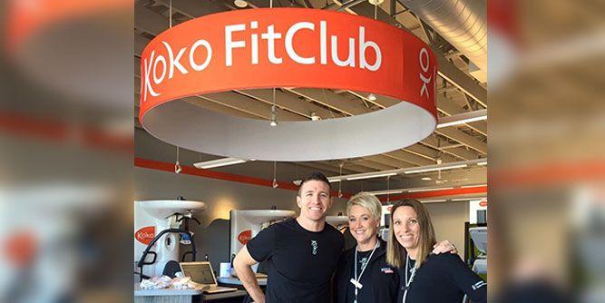 Koko FitClub slide 1