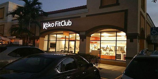 Koko FitClub slide 5